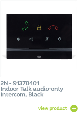 2N Indoor Talk Black