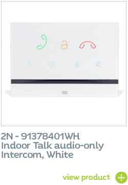2N Indoor Talk White