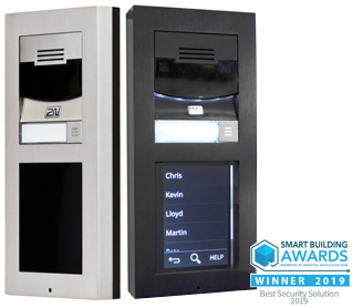 2N wins Best Security Awards for the 2N I.P. Verso Intercom Systems