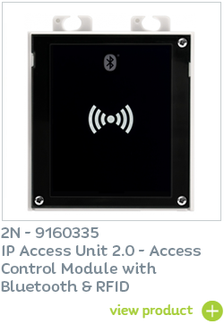 2N 9160335 Access Unit with Bluetooth and RFID
