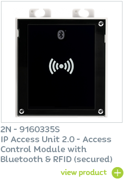 2N 9160335 Access Unit with Bluetooth and secured RFID