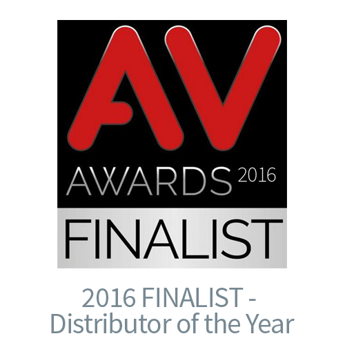 AV Awards 2016 Distributor of the Year