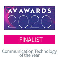 AV Awards 2020 Finalist logo