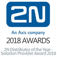 2N Award 2018 -  CIE Wins Best Distributor of the year