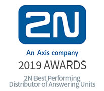 2N Awards 2019 - Best Performing Distributor