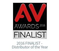 AV Awards 2016 Distributor of the Year finalist