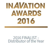 InAVate Awards 2016 Distributor of the Year