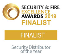 Security & Fire Awards Distributor of the Year 2020