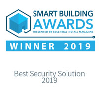 Smart Building Awards 2019 - Best Security Solution - 2N IP Verso