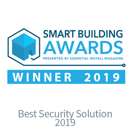 CIE wins SMart Building Awards 2019 for 2N IP Verso