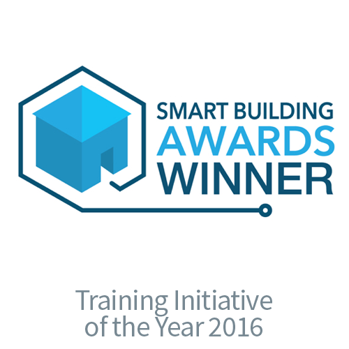 Smart Building Awards 2016 Training Initiative