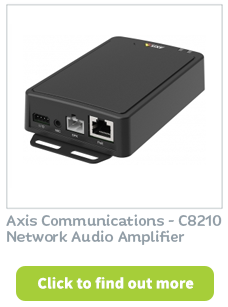 Network Audio Amplifier available at CIE Group