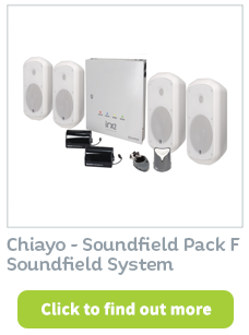 Soundfield System kits available at CIE Group