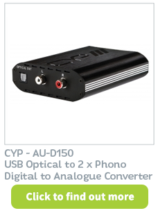 digital to analogue converter available at CIE group