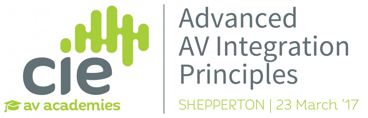 Advanced AV Integration principles, Shepperton