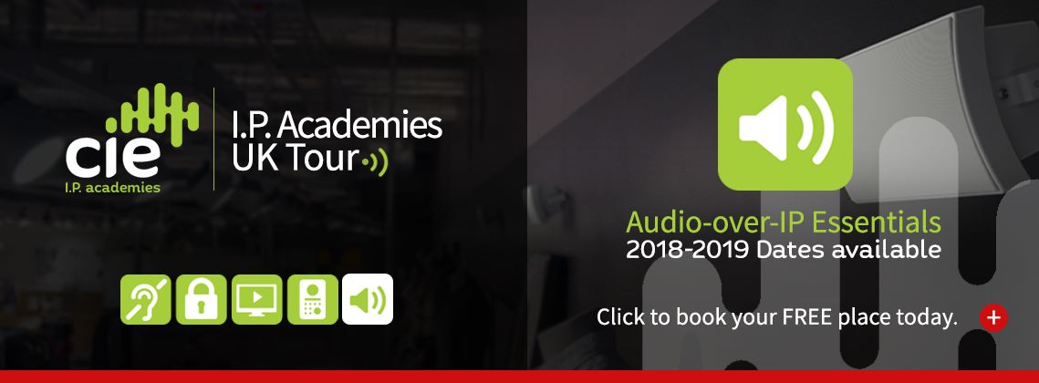 Audio-over-IP training academy
