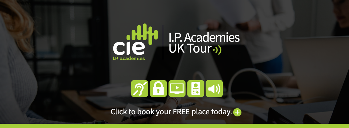 Book now for CIE free IP traiing academies