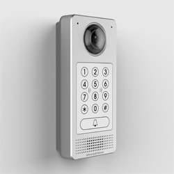 2N IP Indoor Touch intercom interface
