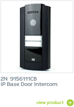 2N Helios IP Base Door Intercom