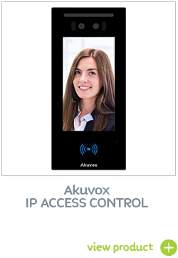 Akuvox IP Access Control products