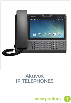Akuvox IP Telephones and Videophones