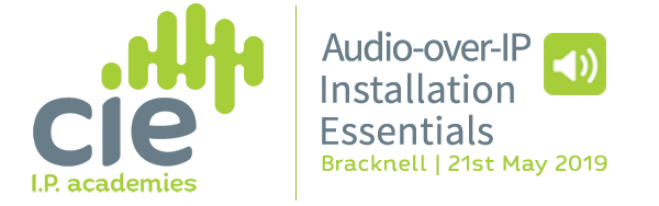 Audio-over-IP Training Academy Bracknell
