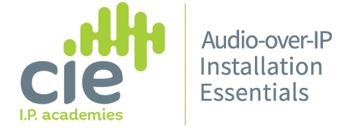 CIE AV Solutions - Free Audio-over-IP Academies