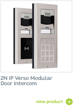 2N IP Verso Door Intercom