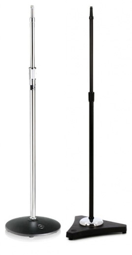 Atlas MS20 and MS25 heavy duty Mic Stands