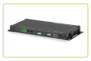 CYP - PUV-2010RX 100m HDBaseT 2.0 Slimline Receiver available at CIE