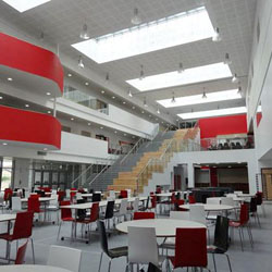 Cie Av Solutions Supplies Professional Pa And Induction Loops For Eastwood High School