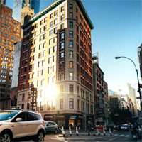 New York apartments feature Akuvox SmartPlus Cloud Intercom service