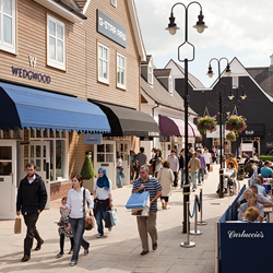 Bicester Village CIE AV Solutions Project