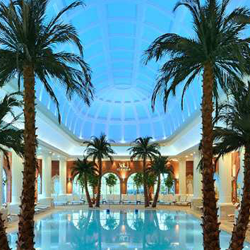CIE supplied audio over IP for spa project
