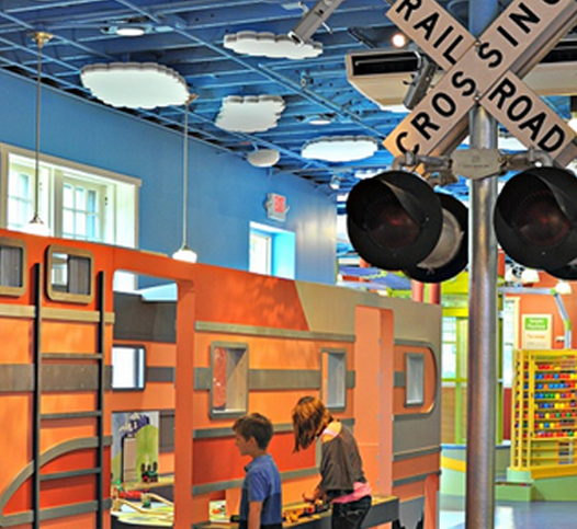Peoria playhouse childrens museum