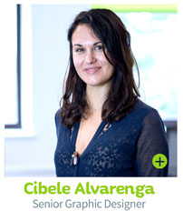 Cibele Alvarenga, CIE Marketing Team