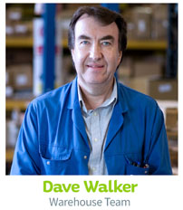Dave Walker, CIE-Group