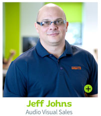 Jeff Johns, CIE Group