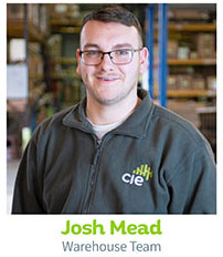 Josh Mead CIE Group