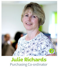 Julie Richards, CIE Group