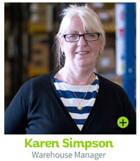 Karen Simpson, CIE Group