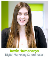 Katie Humphreys, CIE Marketing Team
