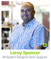 Leroy Spencer, CIE Group