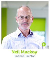 Neil Mackay, Finance Director - CIE Group