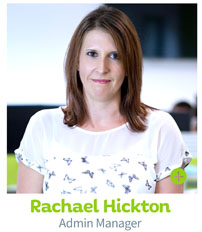 Rachael Hickton, CIE-Group