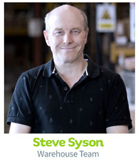 Steve Syson, CIE Group