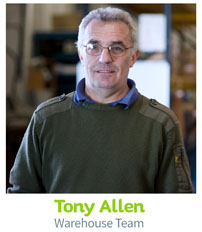 Tony Allen, CIE Group