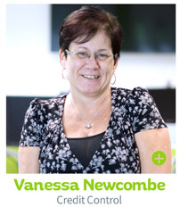 Vanessa Newcombe, CIE Group