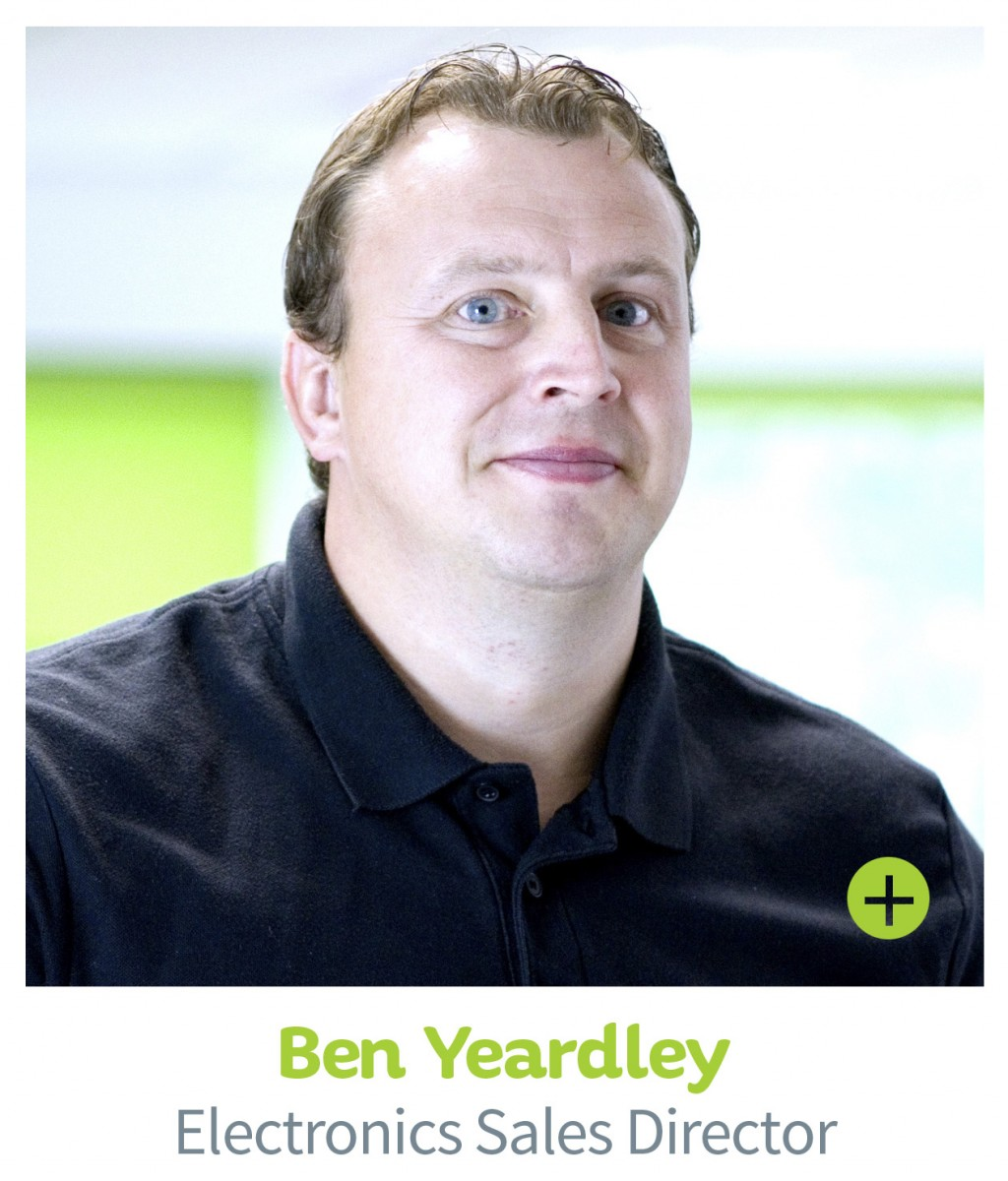 Ben Yeardley, CIE