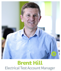 Brent Hill, CIE Volt Stick Account Manager